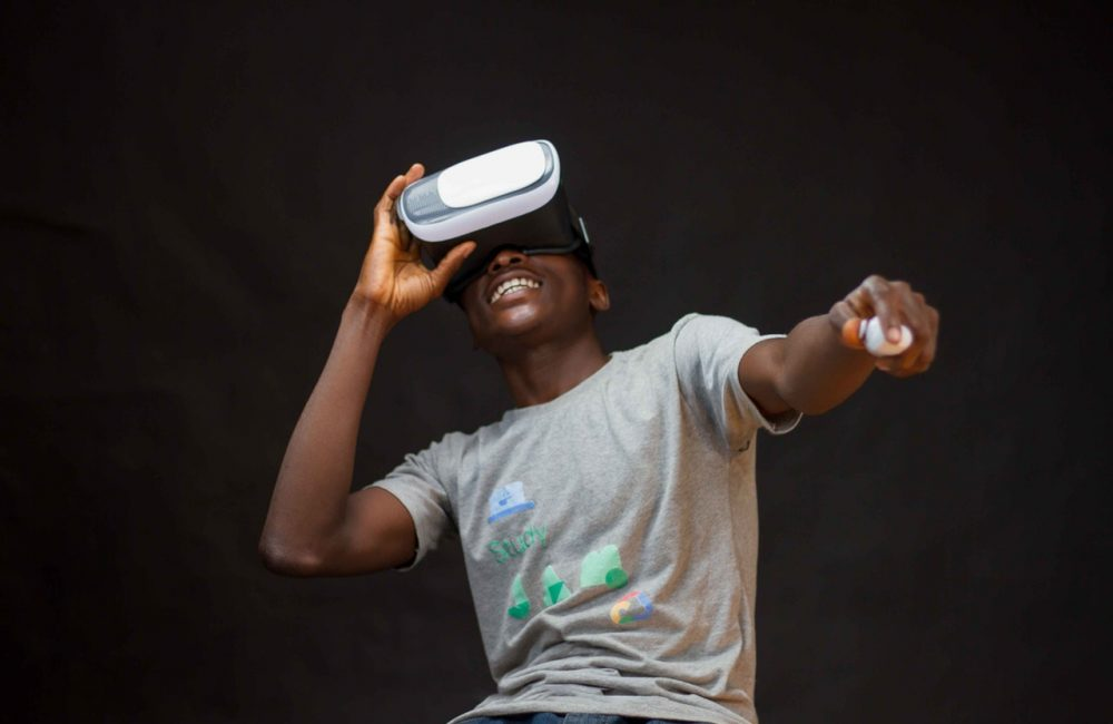 2020 virtual reality wearables focus